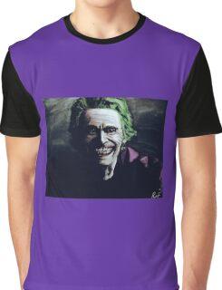 The Joker (Wilem Defoe) Graphic T-Shirt