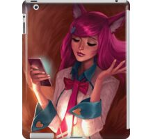 Ahri - League Of Legends iPad Case/Skin