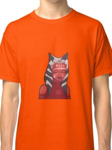 ahsoka tano artwork (version 2) Classic T-Shirt