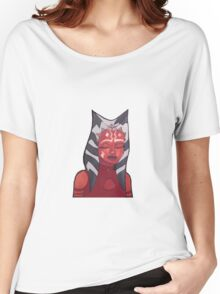 ahsoka tano artwork (version 2) Women's Relaxed Fit T-Shirt