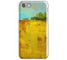 Field 942 iPhone Case/Skin