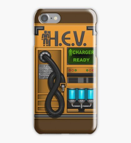 HEV Charger iPhone Case/Skin