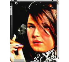 Sexy and Sophisticated  iPad Case/Skin