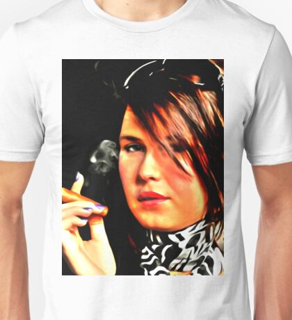 Sexy and Sophisticated  Unisex T-Shirt