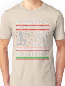 DRIVING HOME FOR CHRISTMAS T-SHIRT Unisex T-Shirt