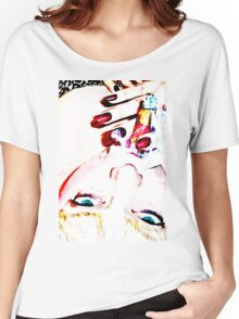 Femme cigar Women's Relaxed Fit T-Shirt