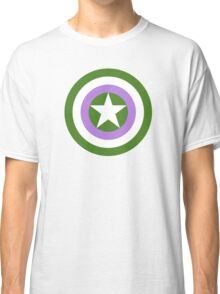 Pride Shields - Genderqueer Classic T-Shirt
