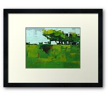 Field954 Framed Print