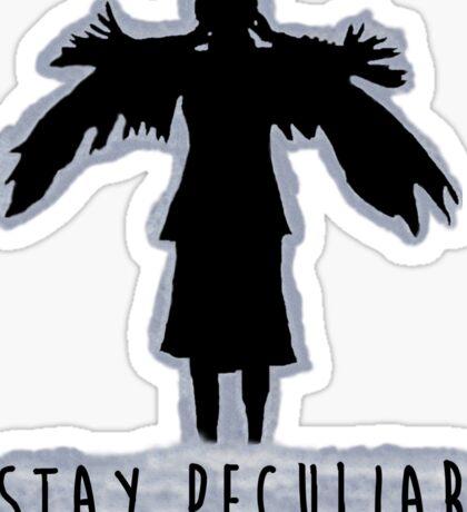 Miss Peregrine's home for peculiar children Sticker