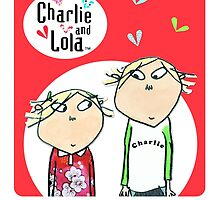 Charlie and Lola by Purin