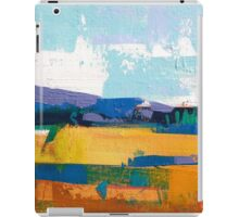 Field 960 iPad Case/Skin