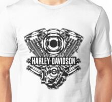 HARLEY DAVIDSON MOTOR ENGINE Unisex T-Shirt