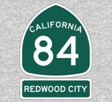 CA-84 - Redwood City One Piece - Short Sleeve