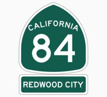 CA-84 - Redwood City Kids Tee