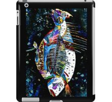 Freaked Out Fish iPad Case/Skin