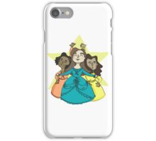 Work! The Schuyler Sisters iPhone Case/Skin
