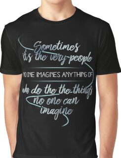 The Imitation Game Graphic T-Shirt