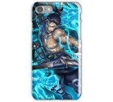 OVERWATCH HANZO iPhone Case/Skin