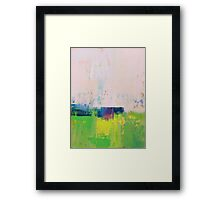 Field 983 Framed Print
