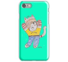 CatGirlChibi iPhone Case/Skin