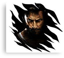 Wolverine2 - Origins Canvas Print
