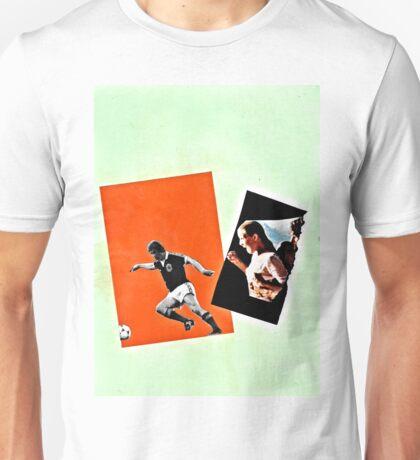 Mad ball handling Unisex T-Shirt