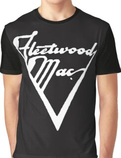 Fleetwood Mac T-Shirt Graphic T-Shirt