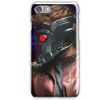 """Peter """"Starlord"""" Quill iPhone Case/Skin"""