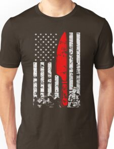 Chef Flag america Unisex T-Shirt