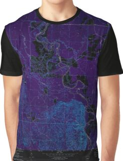 USGS TOPO Map Arkansas AR Sparkman NW 259647 1971 24000 Inverted Graphic T-Shirt