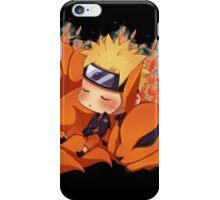 Sleeping Naruto iPhone Case/Skin