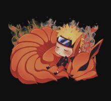 Sleeping Naruto Kids Clothes