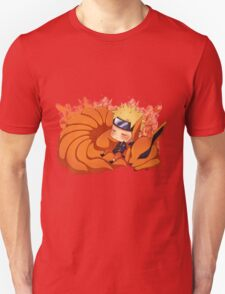 Sleeping Naruto T-Shirt