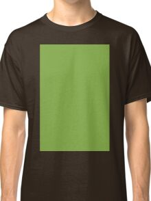 PANTONE COLOUR OF THE YEAR 2017|GREENERY Classic T-Shirt