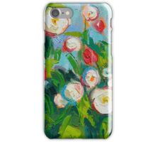 Garden 81 iPhone Case/Skin