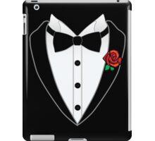 Tuxedo iPad Case/Skin