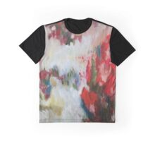 Snowy Meadow Graphic T-Shirt
