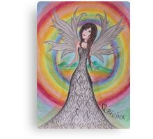 Protection Angel Canvas Print