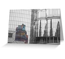 Wien Reflections Greeting Card