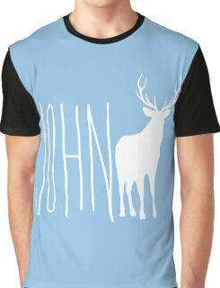 John Deer Graphic T-Shirt