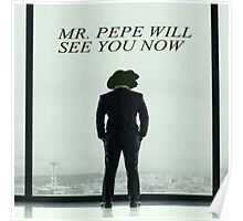 50 Shades of Pepe Poster