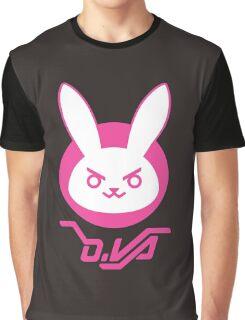 OVERWATCH DVA Graphic T-Shirt