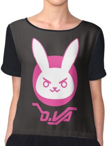 OVERWATCH DVA Chiffon Top