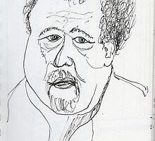Self Portrait 2000 by James Lewis Hamilton