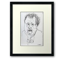 Self Portrait 2000 Framed Print