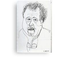 Self Portrait 2000 Canvas Print