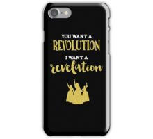 Hamilton musical iPhone Case/Skin