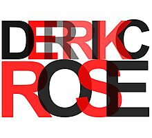 derrick rose Photographic Print