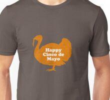 Happy Cinco de Mayo Turkey Unisex T-Shirt