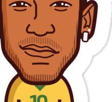 Neymar, Brazil Sticker